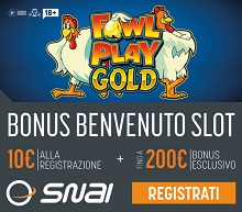 Fowl Play Gold Online