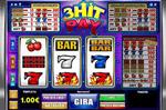slot machine 3 hit pay