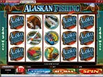 slot alaskan fishing online