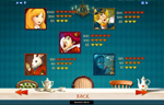 paytable slot alice in wonderland
