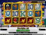 slot machine arabian nights