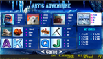 tabella pagamenti slot artic adventure