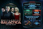 slot machine microgaming battlestar galactica
