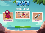 bonus slot beach