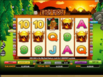 slot machine big foot online