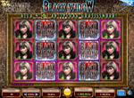 slot gratis black widow