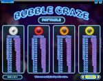 paytable slot bubble craze