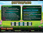 bonus slot machine butterflies online