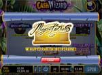 bonus slot online cash wizard