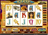 gioco slot cleo queen of egypt