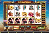 slot machine conan il barbaro