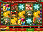 slot online gratis deck the halls
