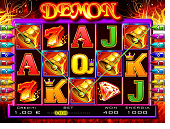 slot machine demon 666