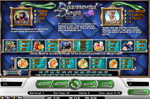 tabella pagamenti slot diamond dogs