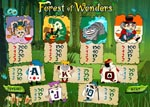 tabella vincite slot forest of wonders