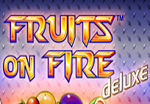 slot gratis fruits on fire deluxe