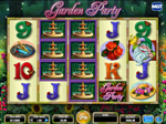 slot garden party gratis