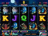 Relic hunter slot machine