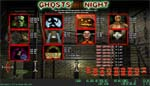tabella pagamenti slot ghosts night
