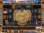 tabella vincite slot golden ark