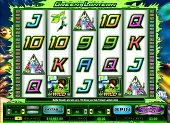 gioco slot machine green lantern