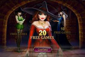 bonus slot gratis halloween party