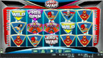 slot hero's war gratis