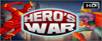 slot gratis hero's war hd