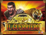 slot machine il guerriero