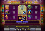 vlt online indian spirit