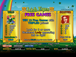 video slot irish eyes