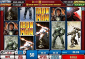 slot machine iron man 2