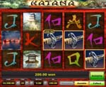 free spins katana deluxe