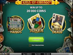 tabella vincite slot kings of chicago