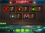 slot machine online lights
