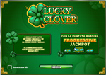 paytable slot lucky clover