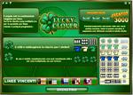 slot machine lucky clover