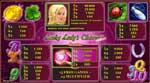 tabella pagamenti slot lucky lady's charm deluxe