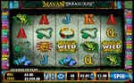 slot gratis mayan treasures