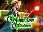 slot machine merlin's millions