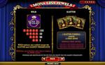 bonus slot machine mona lisa jewels