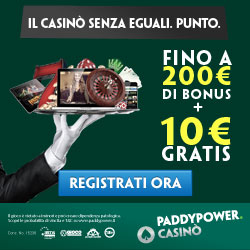 roulette su paddy power