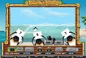 bonus slot online penguins in paradise