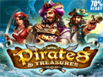 slot machine pirates & treasures