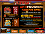 free spins slot machine riviera riches