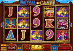 slot royal cash online