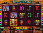 slot royal towers