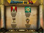 tabella vincite slot machine scrolls of ra