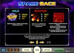 slot online space race