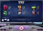 slot gratis space wars